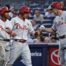 Phillies 2B Chase Utley headed to DL with ankle injury The Associated Press