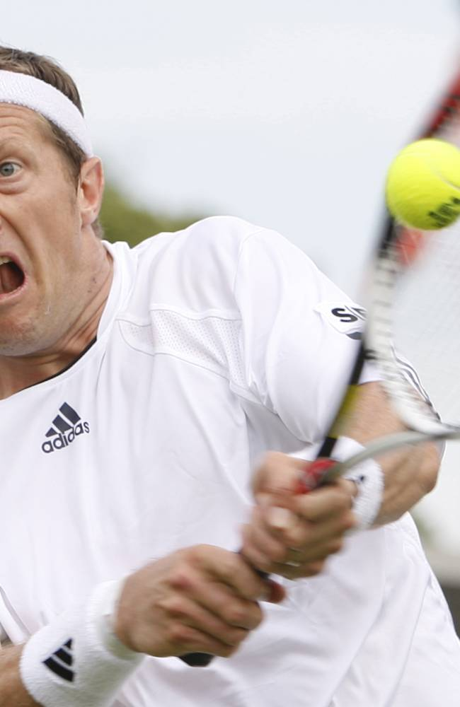 Murray to work with Bjorkman, could make Swede his coach