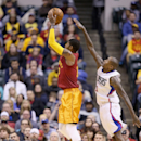 Los Angeles Clippers v Indiana Pacers Getty Images