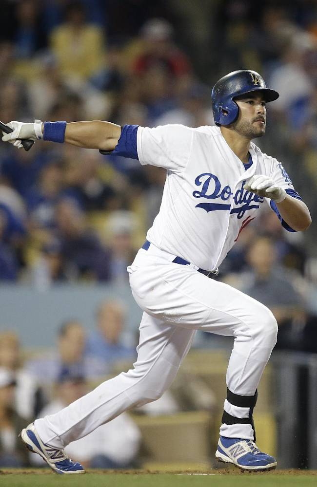 Dodgers beat Diamondbacks 5-3 in 11 innings