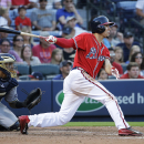 Peterson's 11th-inning single lifts Braves past Brewers, 3-2 The Associated Press