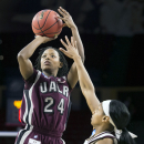 Gault, Clark lead No. 11 seed UALR to victory over Texas A&M