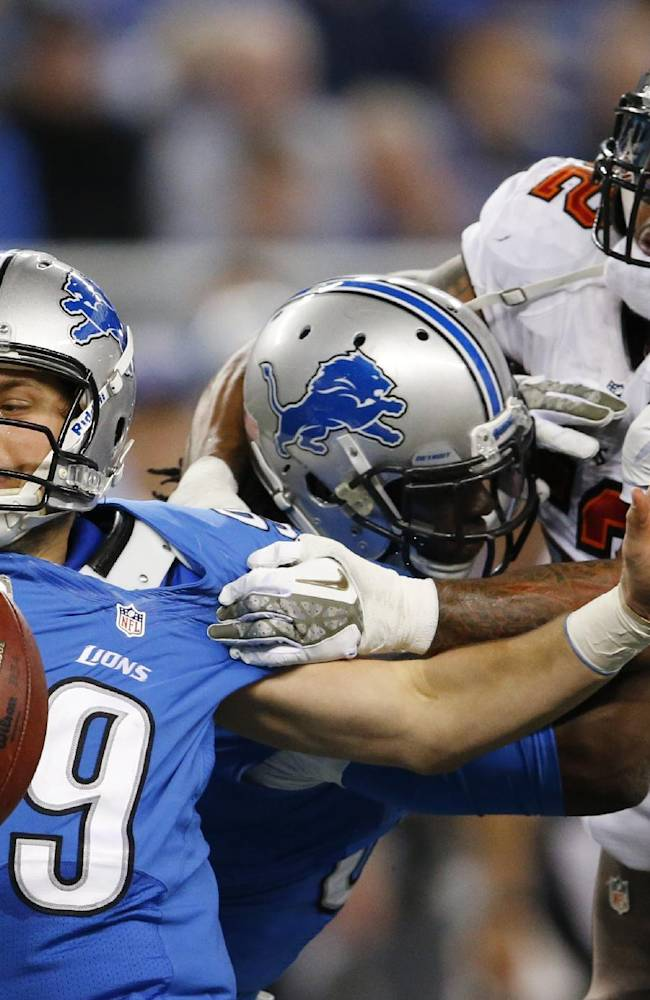 Detroit Lions can't dwell on bad loss to Bucs
