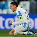 Malaga's Weligton suffers fractured collarbone