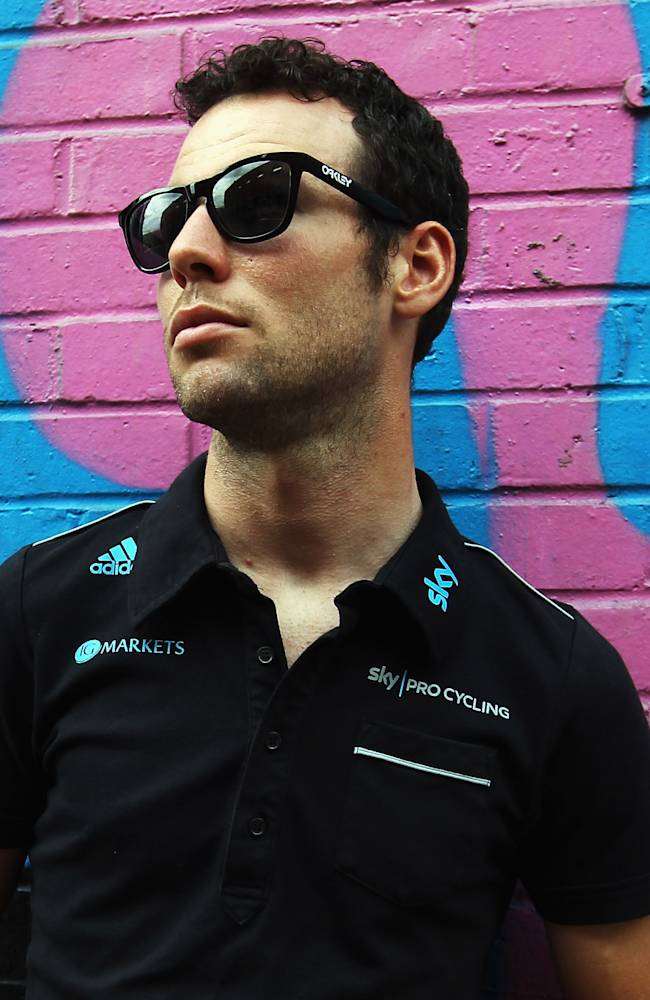 Team Sky Pro Cycling: Mark Cavendish Pre-Tour de France Media Day