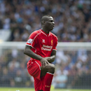 Liverpool's Mario Balotelli is seen during their English Premier League soccer match against Tottenham Hotspur, at White Hart Lane, London, Sunday, Aug. 31, 2014