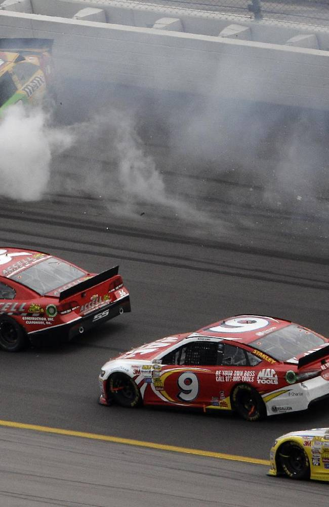 NASCAR drivers raging over recent repaves