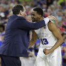 Duke back in Final Four after 66-52 win over Gonzaga (Yahoo Sports)