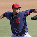 Indians choose Carrasco for starting rotation The Associated Press