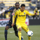 Crew: Arrieta draws 2-game suspension from MLS photo