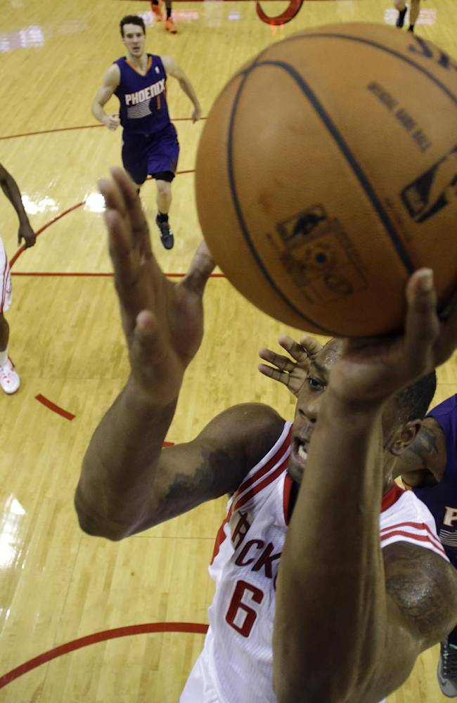 Bledsoe leads Suns to 97-88 win over Rockets