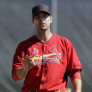 Cards' Adam Wainwright diagnosed with abdominal strain The Associated Press