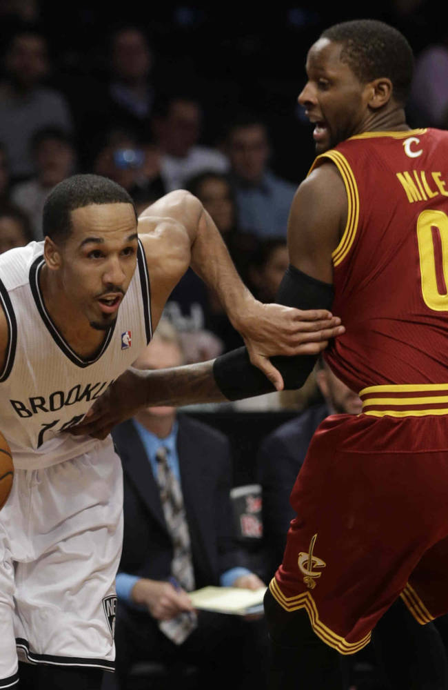 Nets win 89-82 as Cavs struggle without Irving
