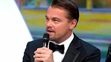 Leonardo DiCaprio opens 66th Cannes film festival