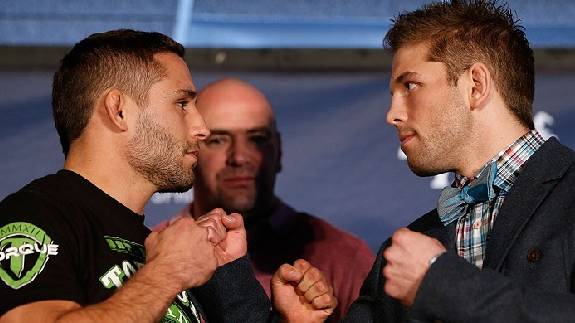 UFC on FOX 9: Mendes vs. Lentz Preview