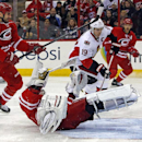 Staal, Ward lead Hurricanes over Senators 4-1 The Associated Press