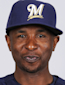 Nyjer Morgan - Milwaukee Brewers