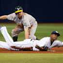 Oakland Athletics v Tampa Bay Rays Getty Images