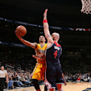 George Hill's layup lifts Pacers over Wizards 103-101 The Associated Press