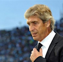 Pellegrini to face South Africa's Supersport United in Manchester City bow
