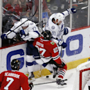 Stamkos comes up empty, Lightning fall to Blackhawks The Associated Press