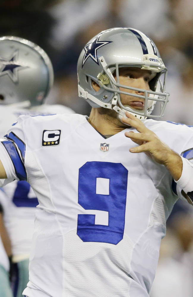 It's recovery time again for Cowboys' Romo