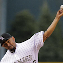 Morales leads Rockies to 2-1 win over Giants The Associated Press