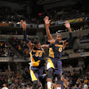 Pacers get back in playoff chase with 104-99 win over Dallas The Associated Press