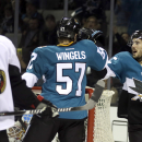 Sharks trade Sheppard to Rangers for draft pick The Associated Press