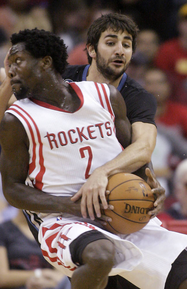 Harden leads Rockets over Timberwolves 129-106