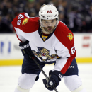 Jaromir Jagr returning to Florida Panthers on 1-year deal