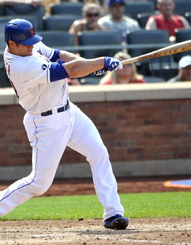 Recker hits 3-run HR, Mets hold off Phillies 6-5