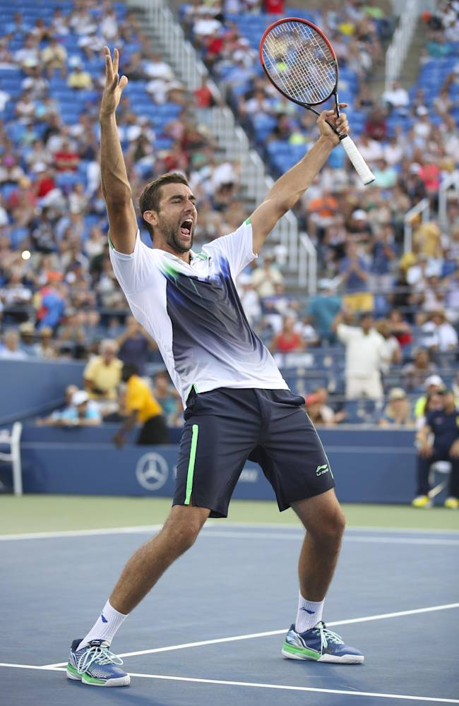 What to watch at US Open: Federer faces Monfils