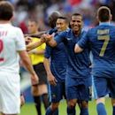 France 2-0 Serbia: Ribery and Malouda extend Les Bleus' unbeaten run to 20 games but triumph spoiled by M'Vila injury