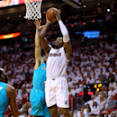 Charlotte Hornets v Miami Heat - Game One Getty Images