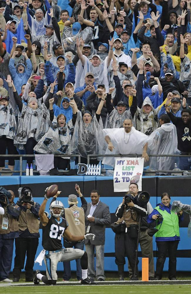 Panthers not celebrating playoff berth just yet