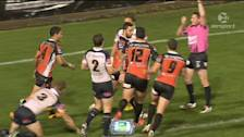 Tigers Pounce On Cowboys