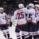 Ovechkin gets 50th goal, Capitals top Blues 4-1 The Associated Press
