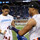 Lions begin crucial homestand with win over Bears The Associated Press