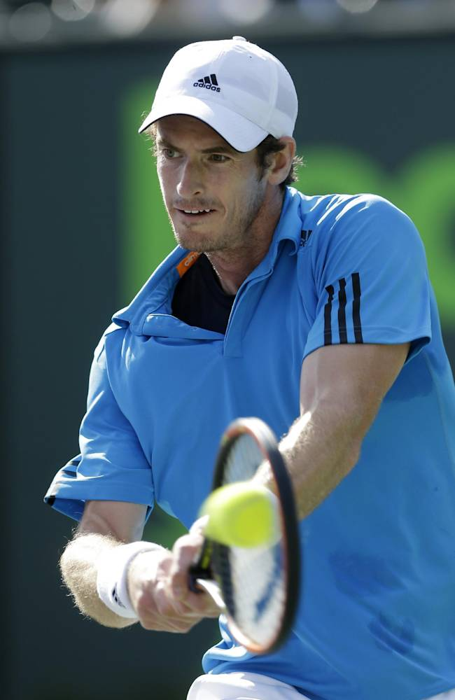 Djokovic beats Murray in Sony Open quarterfinals