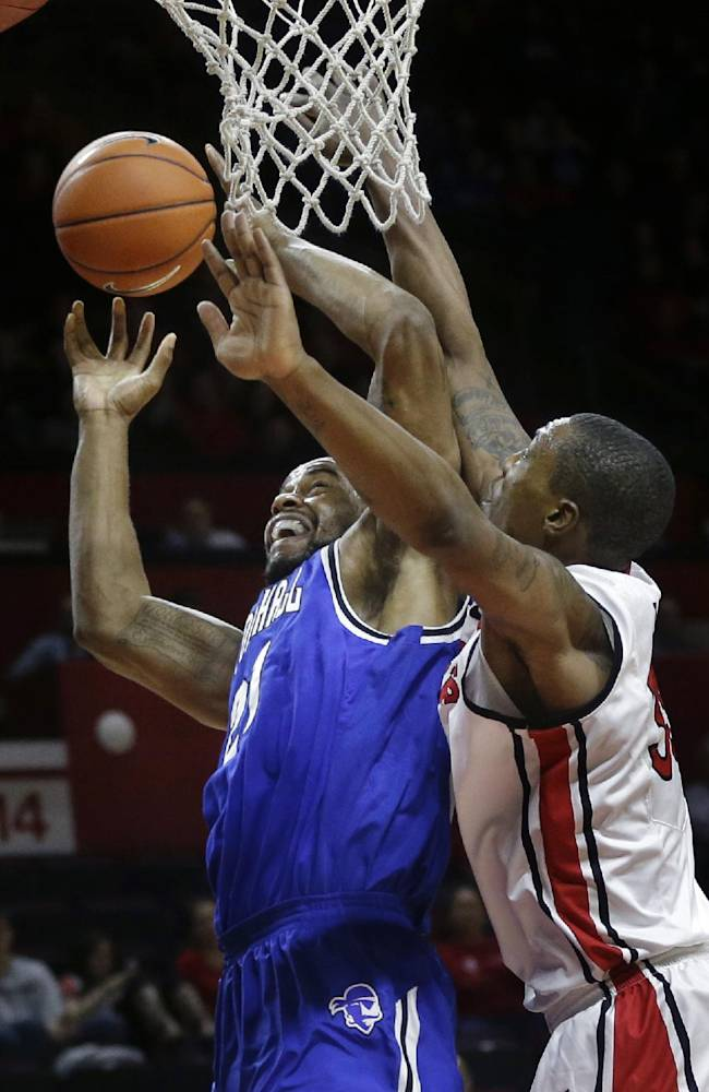 Gibbs leads Seton Hall past Rutgers 77-71