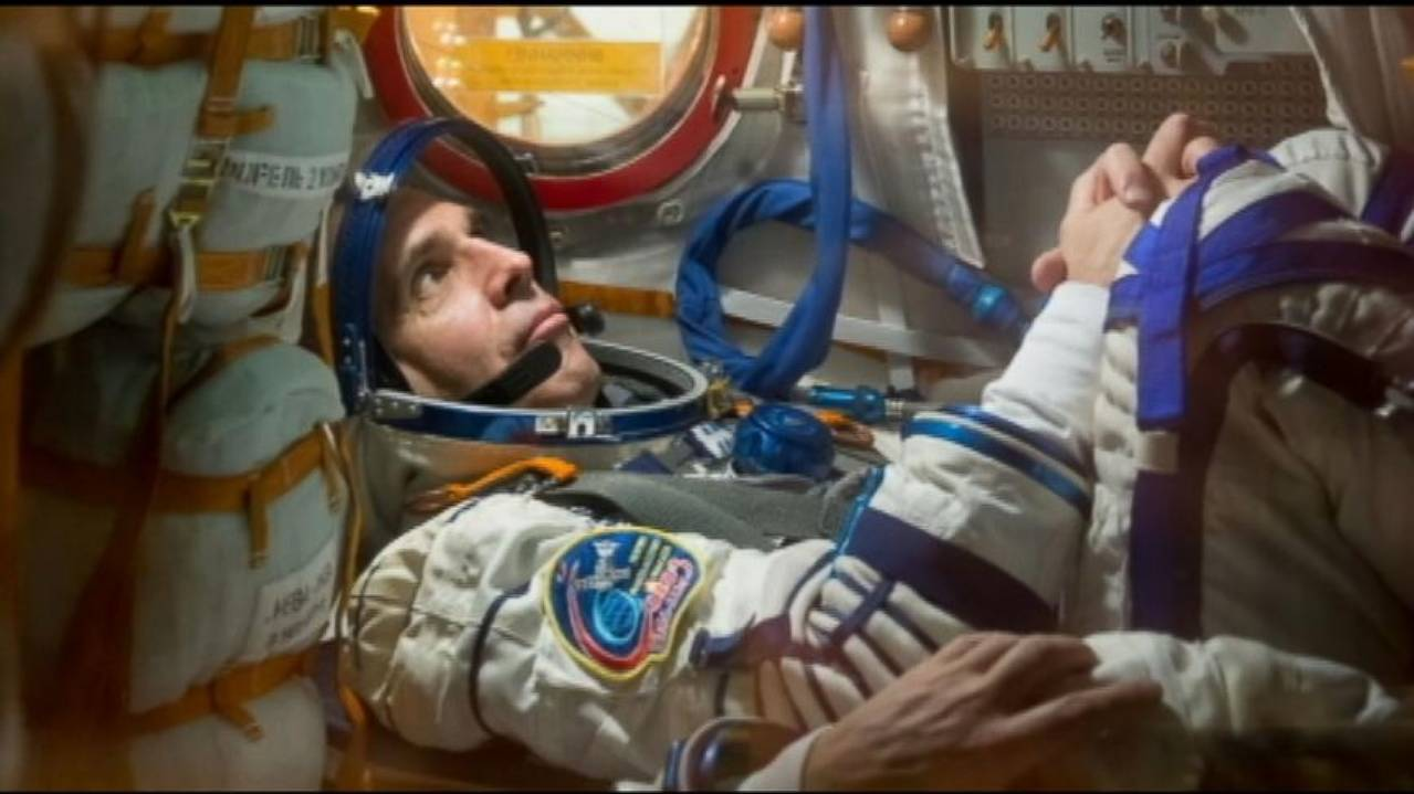 Nail-Biting Space Walk Mission Scheduled For Monday