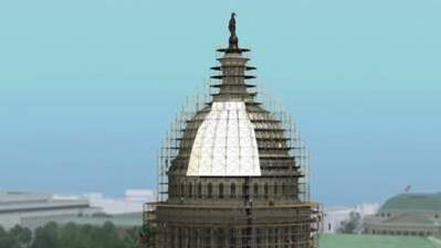 Major Fixes Coming to U.S. Capitol Dome