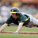 Kazmir pitches 3 scoreless in debut with A's The Associated Press