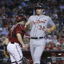 Tigers wear down Diamondbacks 11-5 The Associated Press