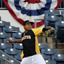 Volquez looks to continue revival against Giants The Associated Press