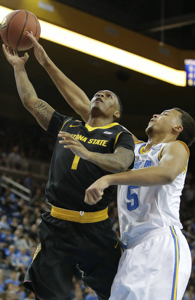 Anderson leads UCLA to 87-72 win over Arizona St