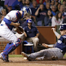 Padres rout Cubs 13-3 The Associated Press
