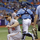 Orioles top Rays 5-2 for second straight win The Associated Press