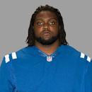 This is a 2014 photo of Montori Hughes of the Indianapolis Colts NFL football team. This image reflects the Indianapolis Colts active roster as of Thursday, June 19, 2014 when this image was taken. (AP Photo) The Associated Press
